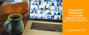 Aprende a integrar videoconferencias a tu curso online