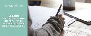 Conoce la importancia del sistema de evaluación en la formación online