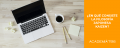 laptop y café